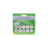 Makin's Ultimate Clay Extruder Discs - Special Edition for Metal Clay