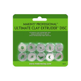 Makin's Ultimate Clay Extruder Discs - Set B