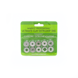 Makin's Ultimate Clay Extruder Discs - Set C