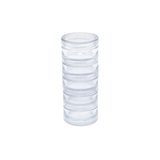 Stacking Container Storage Jar - 5 sections