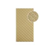 Easy Release Texture Tile - Bold Fleur De Lis