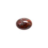 Oval Cabochon - Brecciated Jasper - 10x14mm