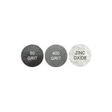 Stone Polishing Grits - Starter Pack