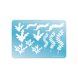 Seaweed template by Cool Tools.