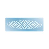 Chequer 2 cuff template by Cool Tools