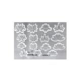 Jewel Stamps - Filigree Squares 2