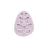 Cernit Silicone Mould Papillion Butterflies