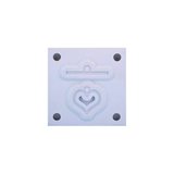 Mold Master Heart Toggle Insert
