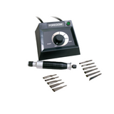 Foredom Carving Set - Table Top Dial Speed Control with H50 Handpiece and Chisel set (106-K.EMH-21-50)