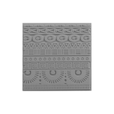 Cernit Texture Mat for clays - Geometrics