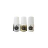 Padico Glitter Set - Gold, Silver, Pearl