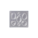 Padico Jewelry Shapes Mould for resin