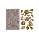 "Re•Design Decor Mould by Prima - Fragrant Roses 5x8"""