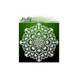 Fancy Kaleidoscope Stencil by Picket Fence