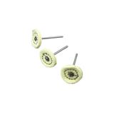 "JoolTool Magic Buffing Wheels - Mini on Mandrel 1"" x 3"