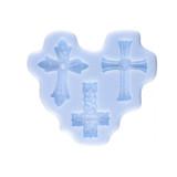 Silicone Mould - Cross Design