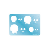 Skull 2 Template by CoolTools.