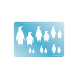 Penguin template by CoolTools