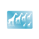 Giraffe template by CoolTools