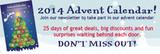 The Advent calendar is back!