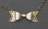 Bow Tie Pendant Tutorial