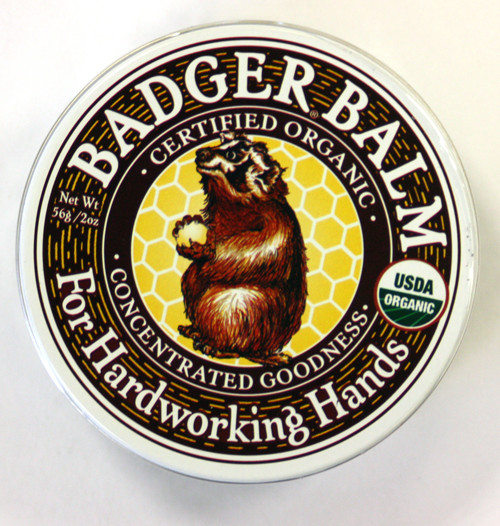 Badger Balm - Organic & Natural Non-Stick and Skin Care - Large