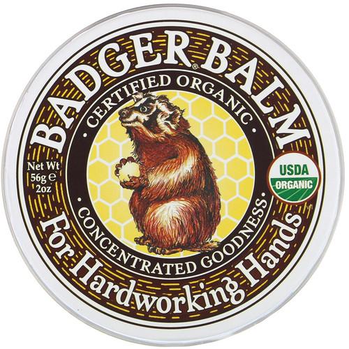 Badger Balm - For Hardworking Dry Cracked Hands