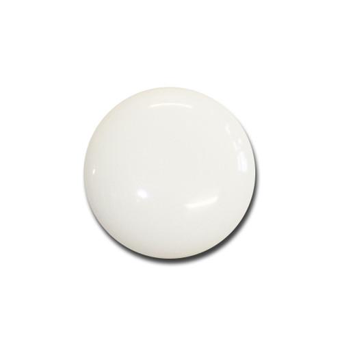 Porcelain Blank for Overlay, Round, 27mm