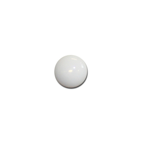 Porcelain Blank for Overlay, Round, 10mm
