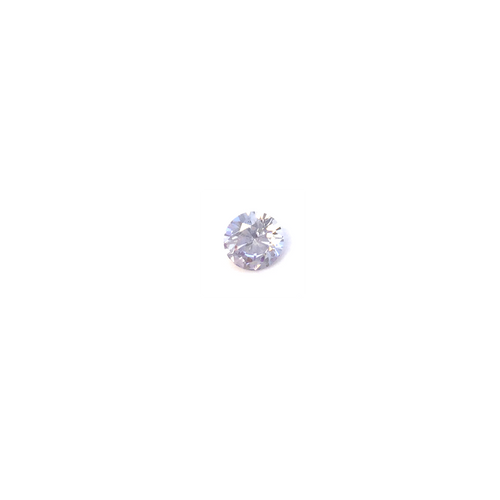 Lab Created Gemstone - Lavender Round