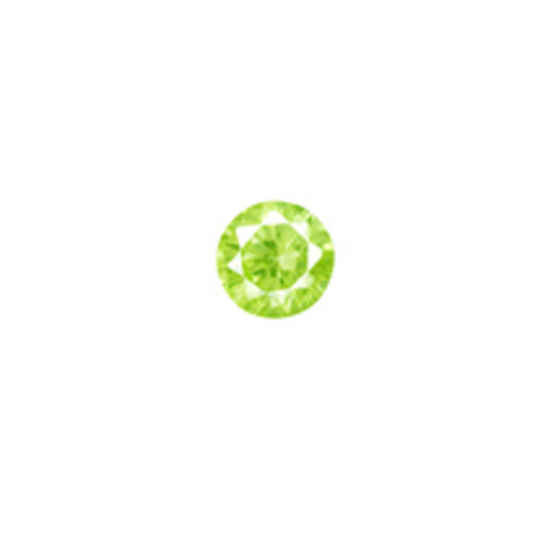 Lab Created Gemstone - Light Green (Non-fireable)