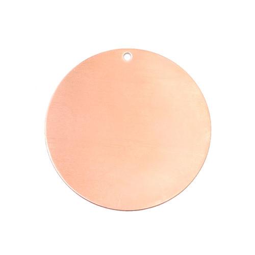Copper Blank - Round - 51mm
