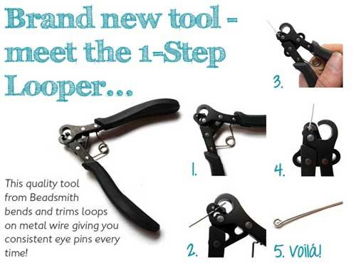 The 1 Step Looper Steps