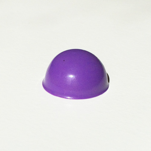This is an example of the Violet Dye AND White Dye used together with our Amazing Clear Cast resin