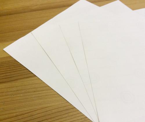 ThinFire Shelf Paper - 4 pack