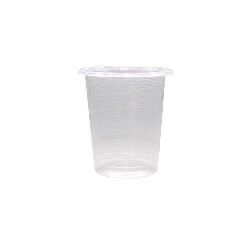 Mixing Cups, Small, Pack of 80 - Bulk Buy