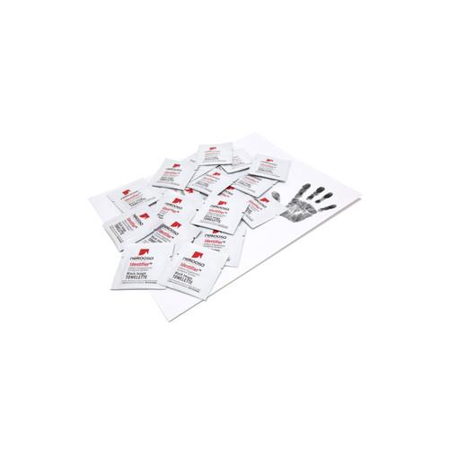 Inkless Print Set - 10 wipes + 10 papers