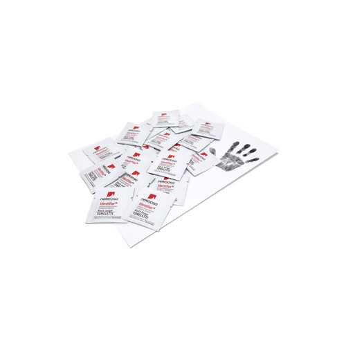 Inkless Print Set - 20 wipes + 20 papers