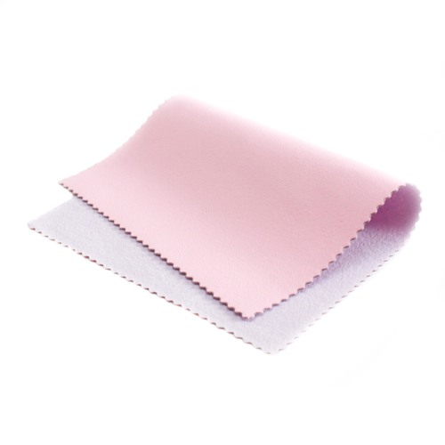 Dark Pink Side: sand paper that leaves a satin finish.
