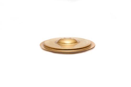Keum Boo Brass plates for the UltraLite Kiln