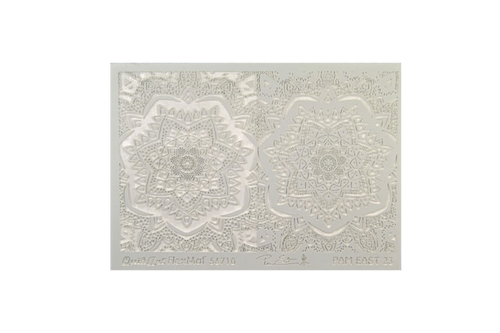 Pam East FlexMat Texture Stamp - Jasmine Dream