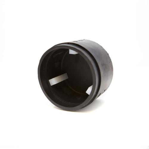 Vaned 1.5lb rubber barrel for mini tumbler