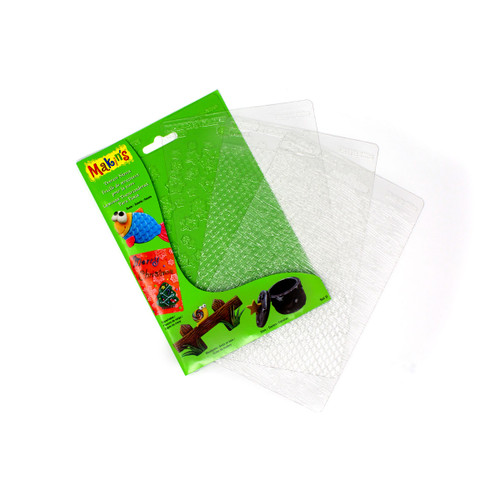 Makin's Clay Texture Sheets - Set D