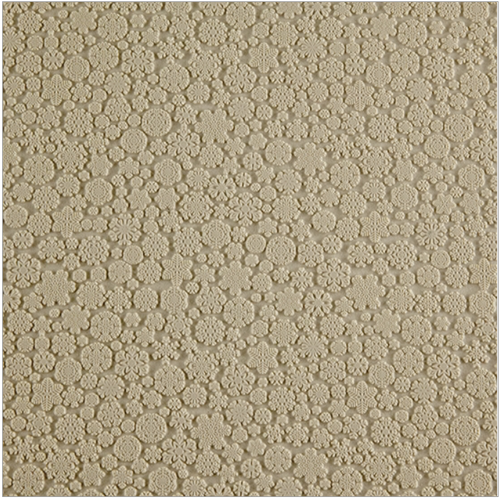 Easy Release Texture Tile - Snow Day