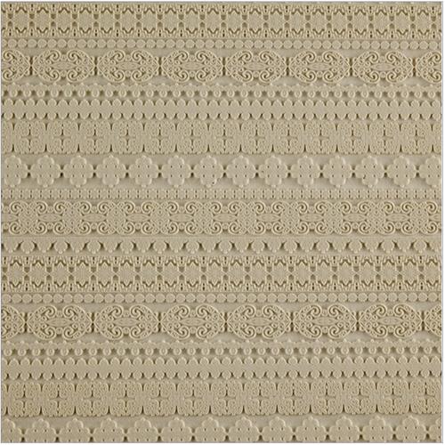 Easy Release Texture Tile - Fancy Borders