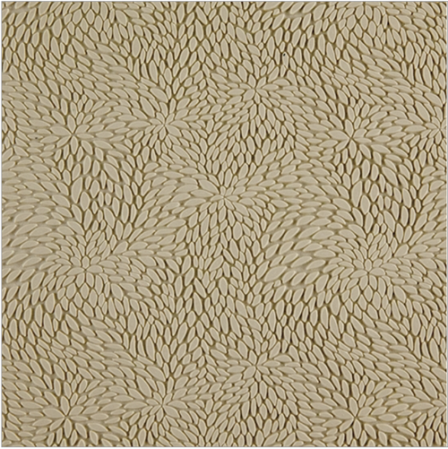Easy Release Texture Tile - Interwoven Leaves