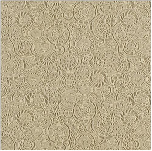 Easy Release Texture Tile - Kaleidoscope Overload