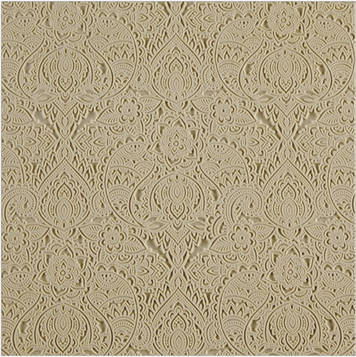 Easy Release Texture Tile - Paisley Play