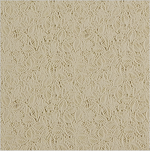 Easy Release Texture Tile - Soft Foliage