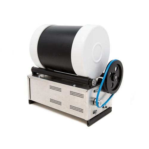 Beach 3lb barrelling machine. Rotary tumbler for metal polishing.